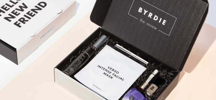 Byrdie Beauty Limited Edition Box Now Available From Amazon!