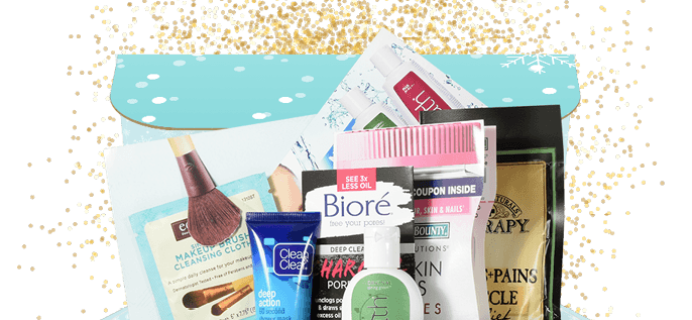 Walmart Beauty Box – Winter 2016 Box Available Now!