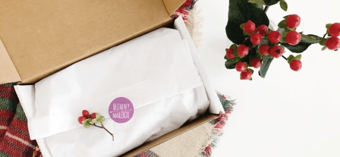 Mommy Mailbox Christmas Delivery – Last Day! + Coupon!