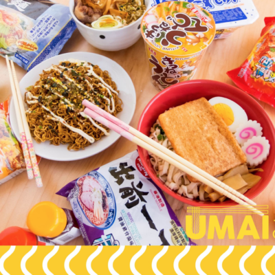 Umai Crate August 2018 Spoiler #4 + Coupon!