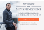 Wantable Men's Fitness Edit Now Available!