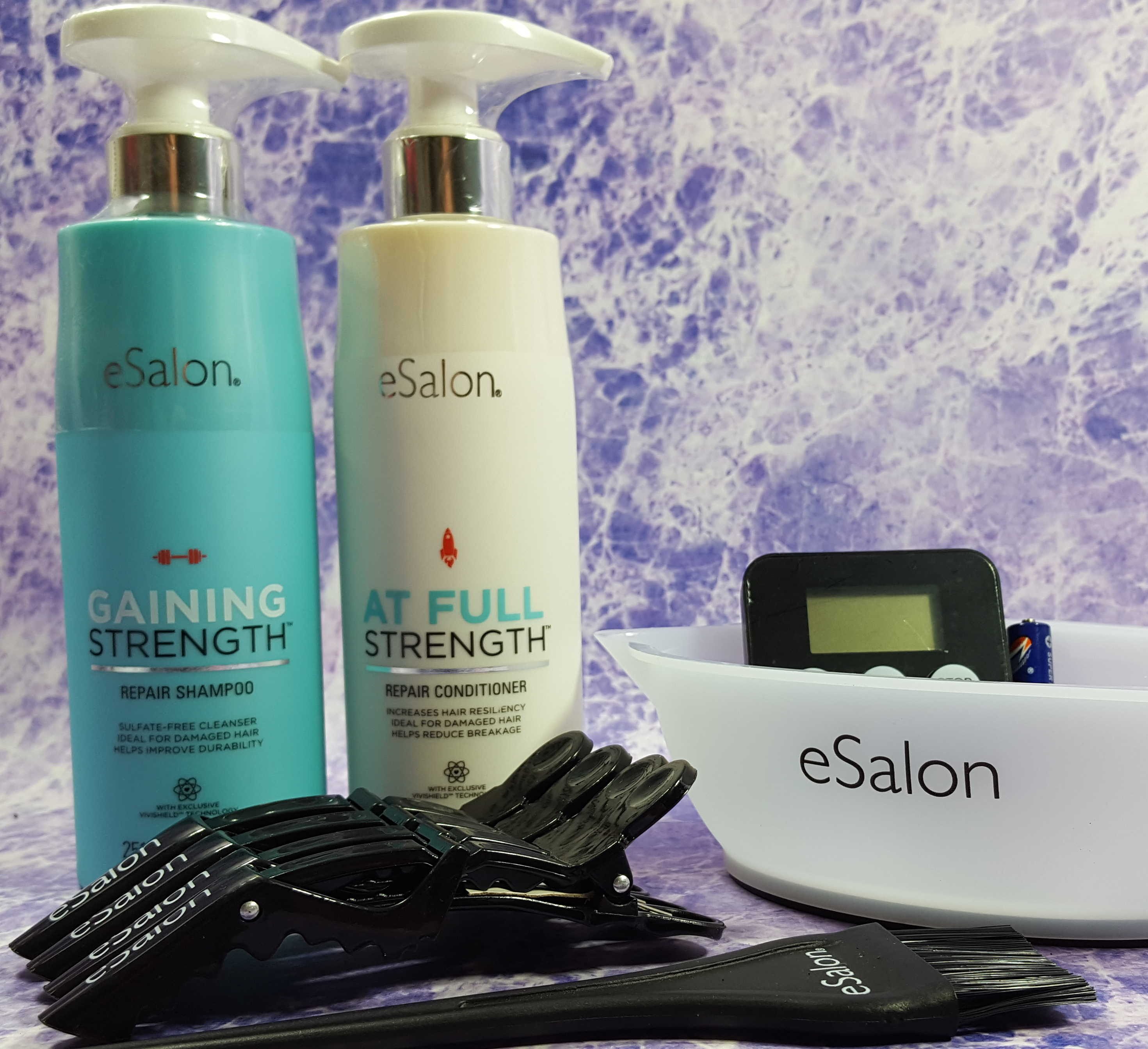 eSalon The Match-Up Subscription Box Review + Free Trial – December 2016
