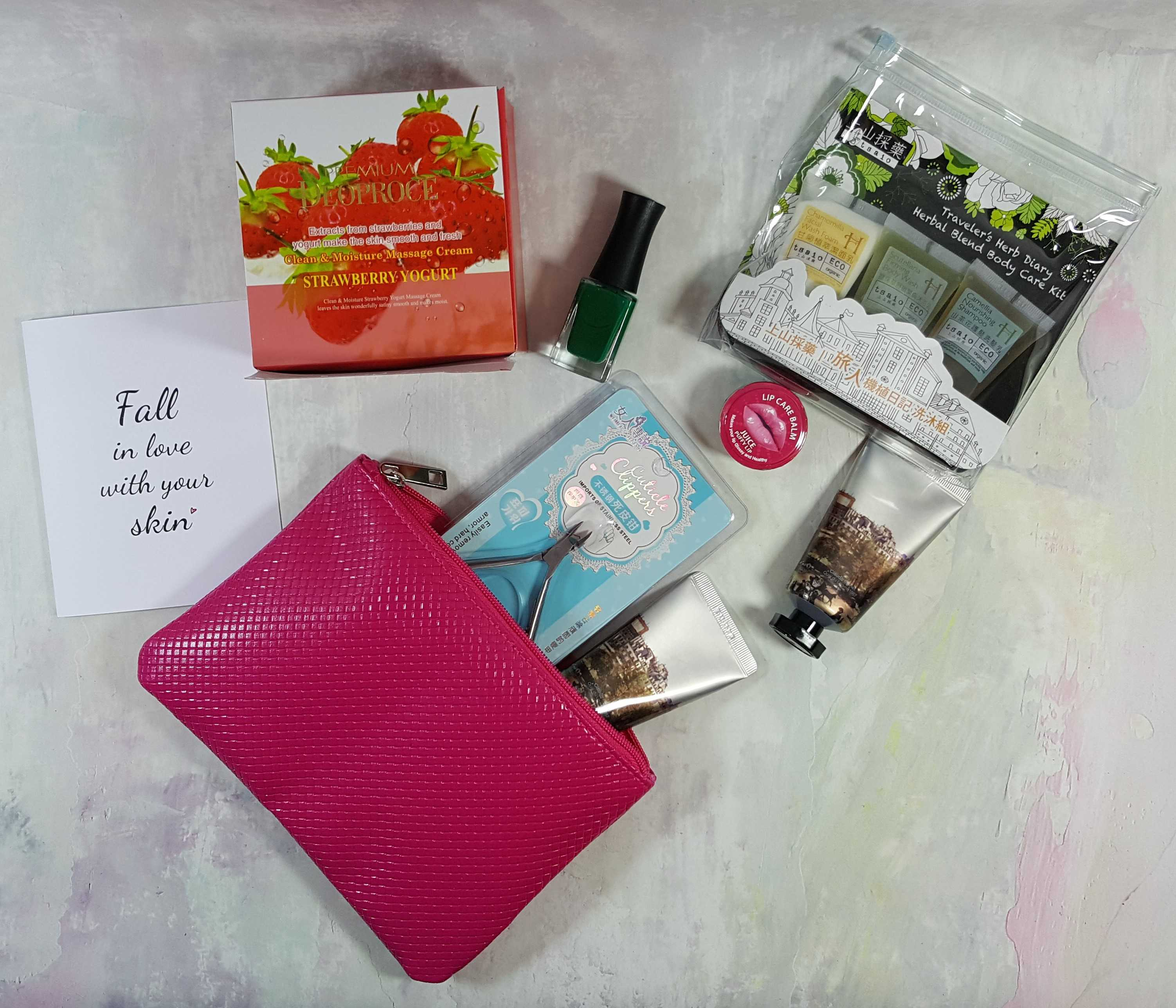 November 2016 Beauteque BB Bag Subscription Box Review + Coupon