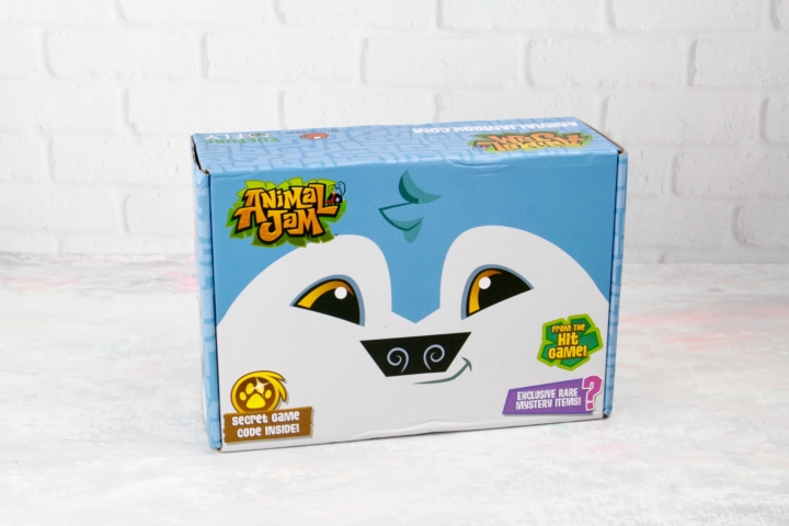 Animal Jam Box Review Winter 2016 2017 Hello Subscription