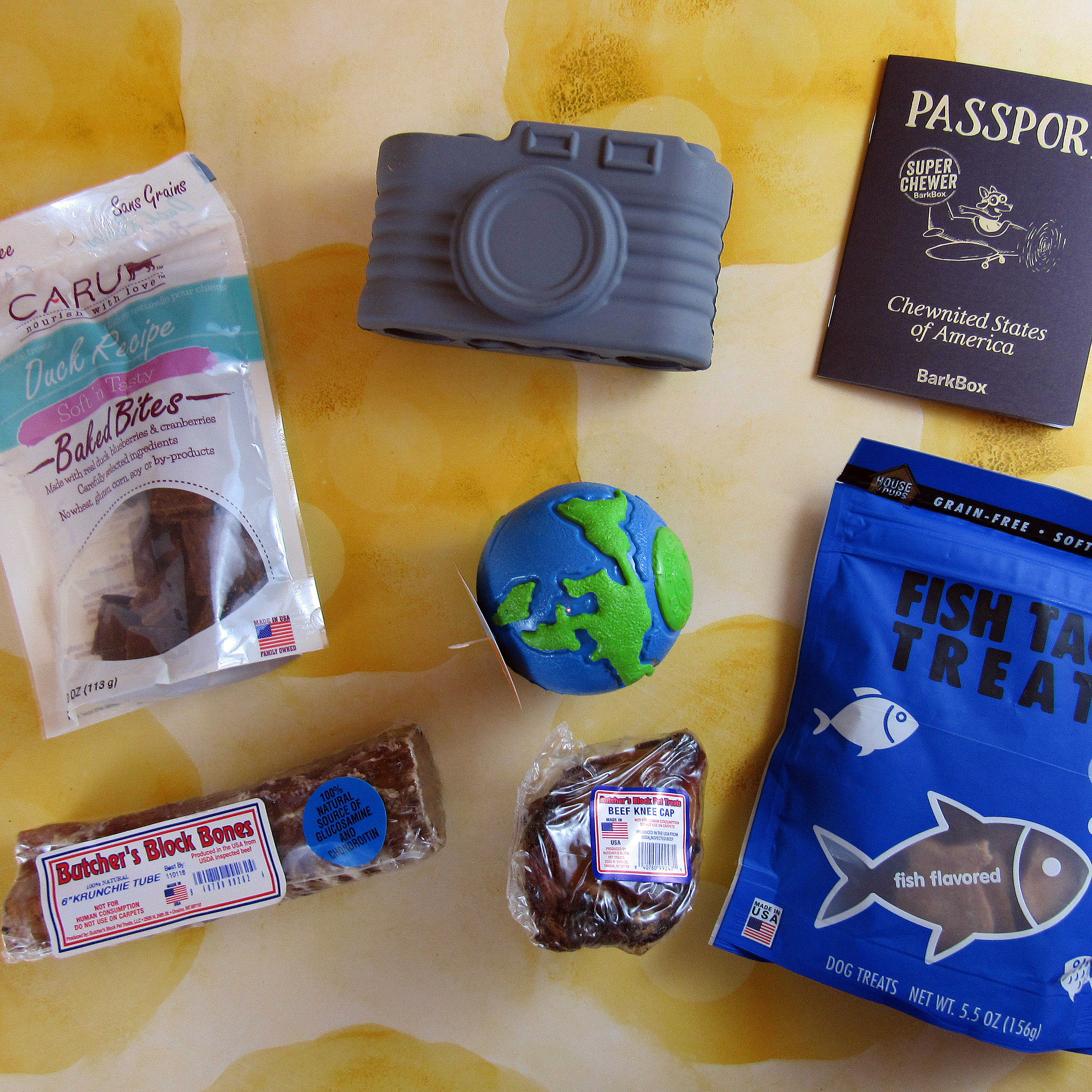 Barkbox January 2017 Subscription Box Review – Super Chewer
