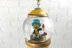 Disney Store 30th Anniversary Snowglobe Ornament Subscription January 2017 Subscription Box Review