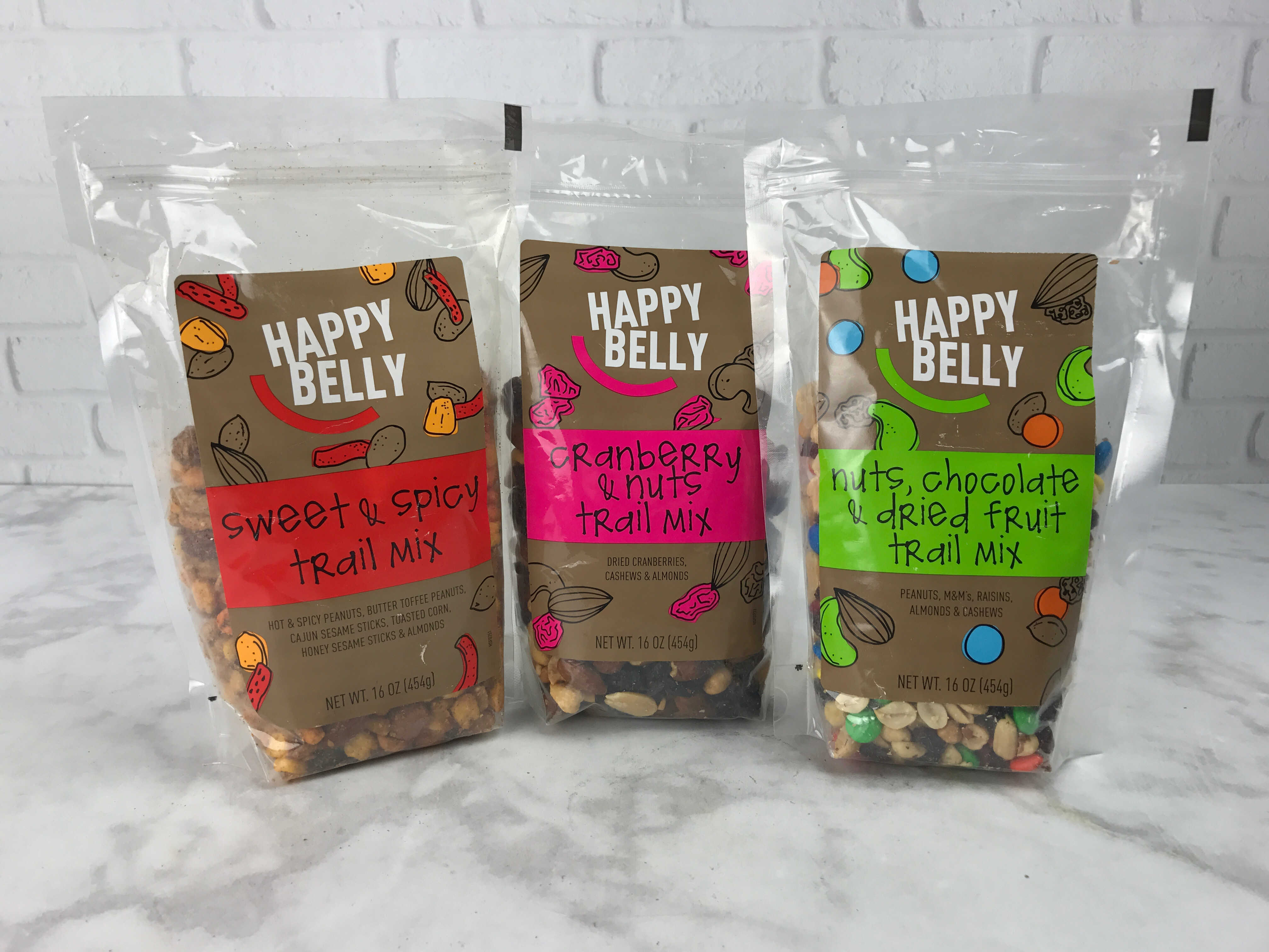 Happy Belly Snacks Review