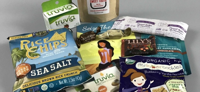 Love With Food January 2017 Tasting Box Review + Coupon!
