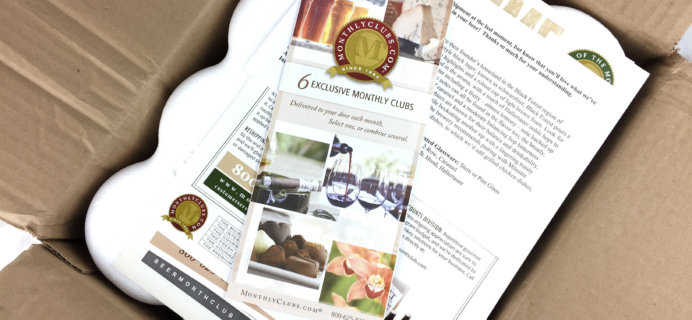 The U.S. and International Variety Beer Club January 2017 Subscription Box Review + Coupons