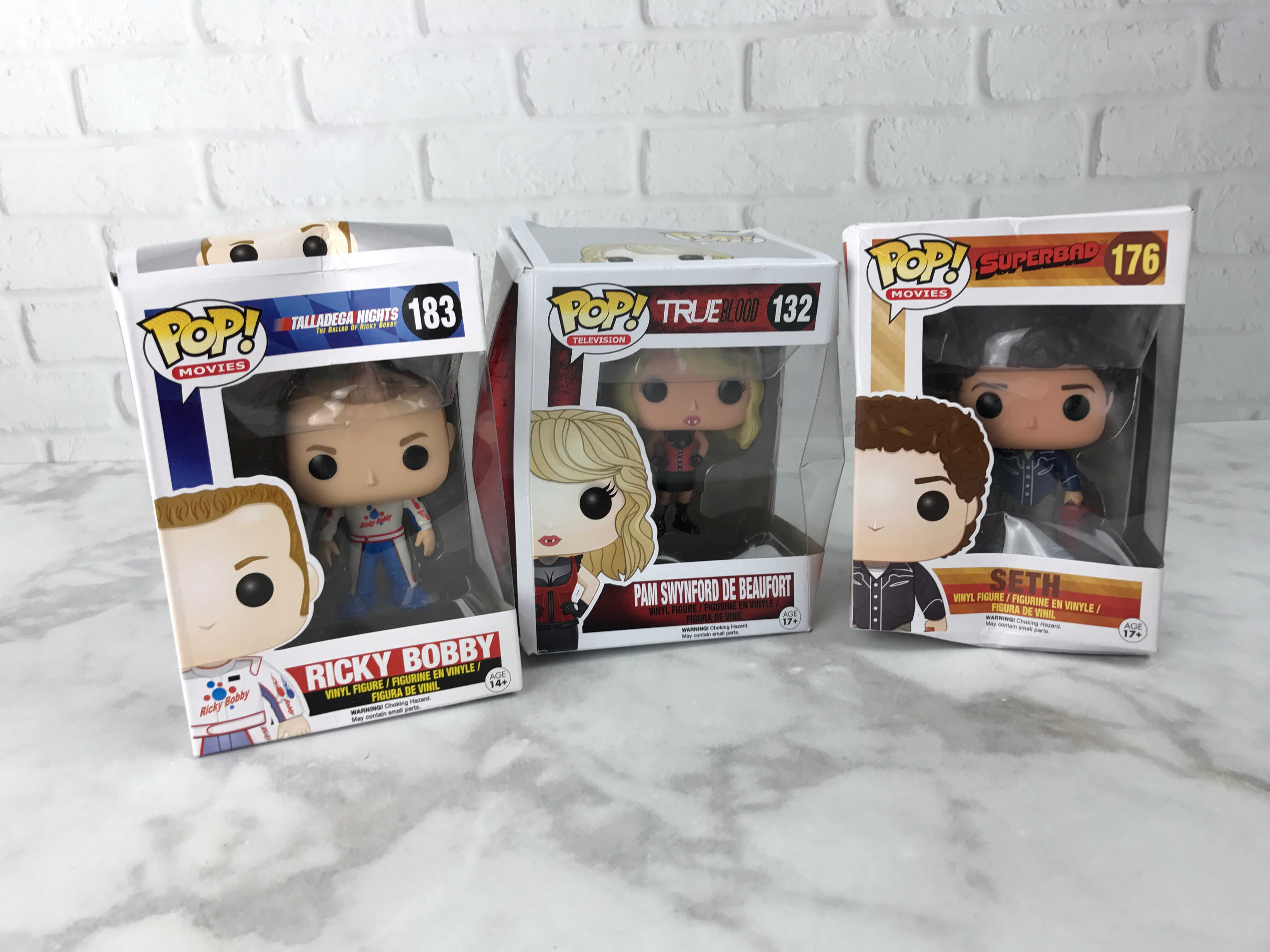 Pop In A Box January 2017 Funko Subscription Box Review & Coupon