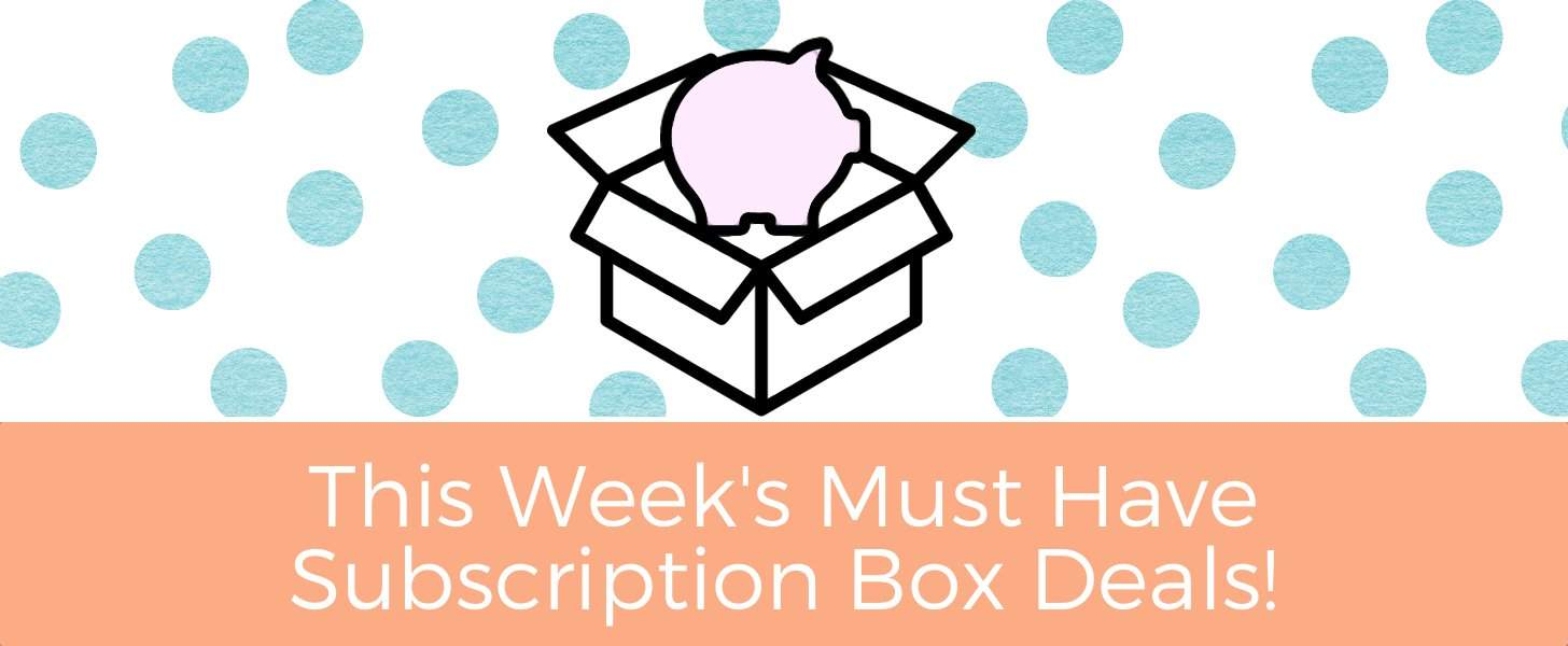 President's Day Subscription Box Deals!