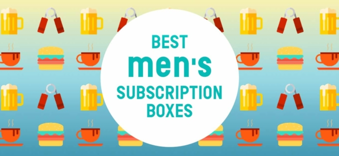 11 Must-Try Subscription Boxes for Men in 2017