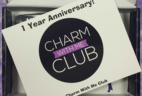 Charm With Me Club January 2017 Subscription Box Review + Coupon