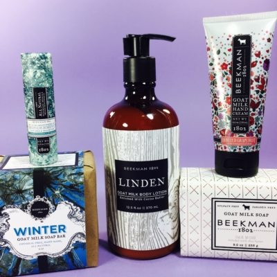 Beekman 1802 Beauty Box Subscription Box Review – Winter 2017