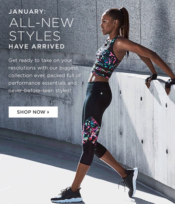 January 2017 Fabletics Selection Time + First Outfit $10!
