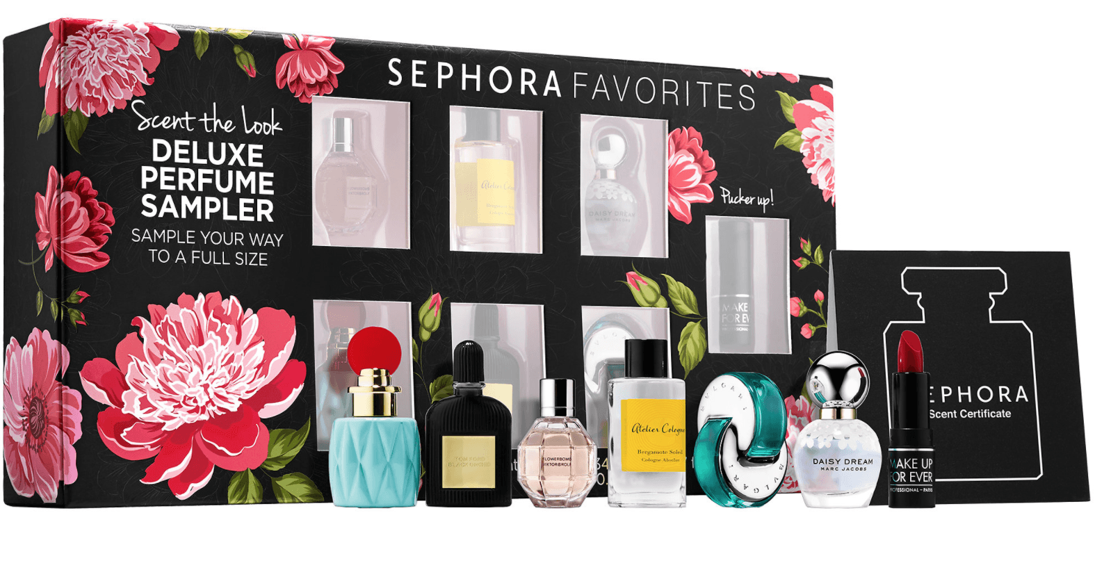 Black Friday 2017 Sephora >> Sephora Favorites Scent the Look Deluxe Perfume Sampler Available Now + Coupons - hello subscription