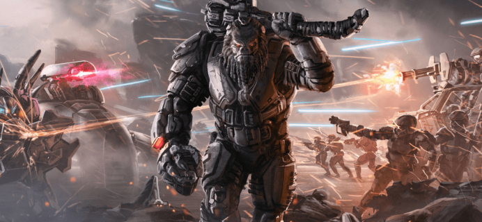 Halo Legendary Crate February 2017 FULL Spoilers + Coupon – Ends TONIGHT!