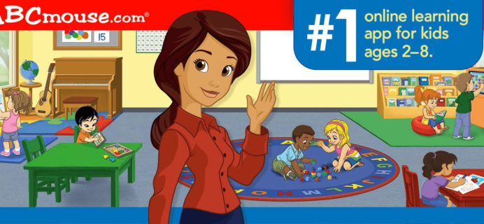 ABCmouse Now Goes To Second Grade! Plus, Free Month Deal!