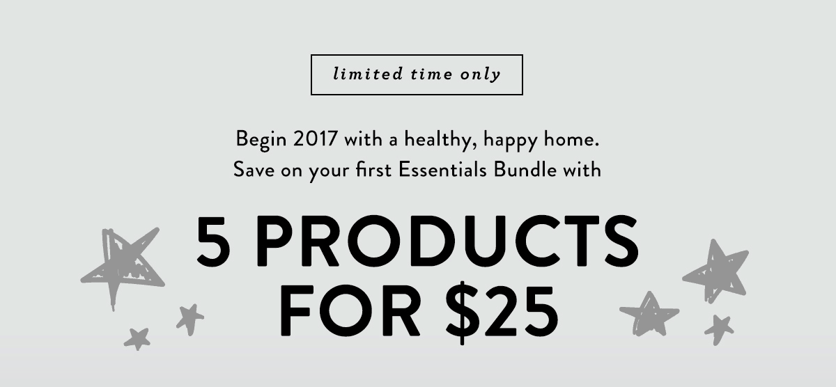 Honest Company Essentials Bundle Deal: 5 Products for $25!
