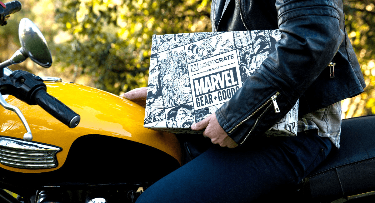 Loot Crate Marvel Gear + Goods March 2017 Spoilers #2 & Coupon!