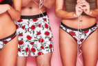 MeUndies Valentine's Day Prints Available Now + Coupon!