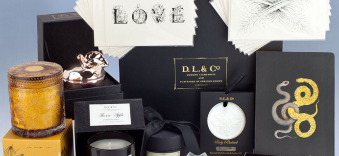 DL & Co Limited Edition Valentine's Day Gift Box – Available Now
