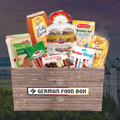 German Food Box Cyber Monday 2018 Coupon: Save 25%!