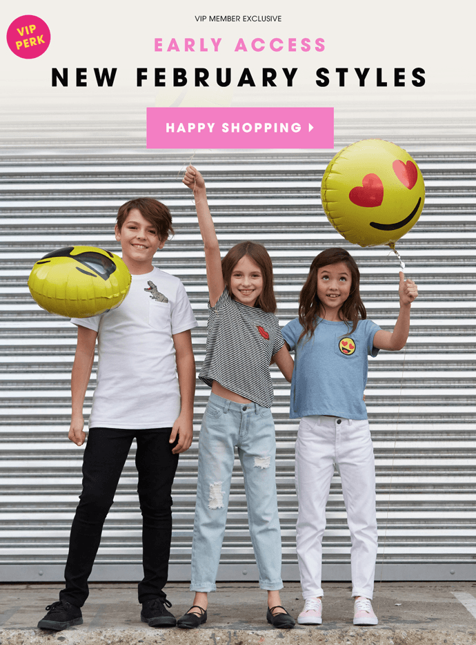 FabKids February 2017 Collection + First Outfit $9.95!