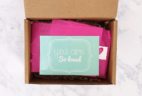 Ecocentric Mom Valentine's Edition Boxes Free Shipping Coupon + Guaranteed V-Day Delivery
