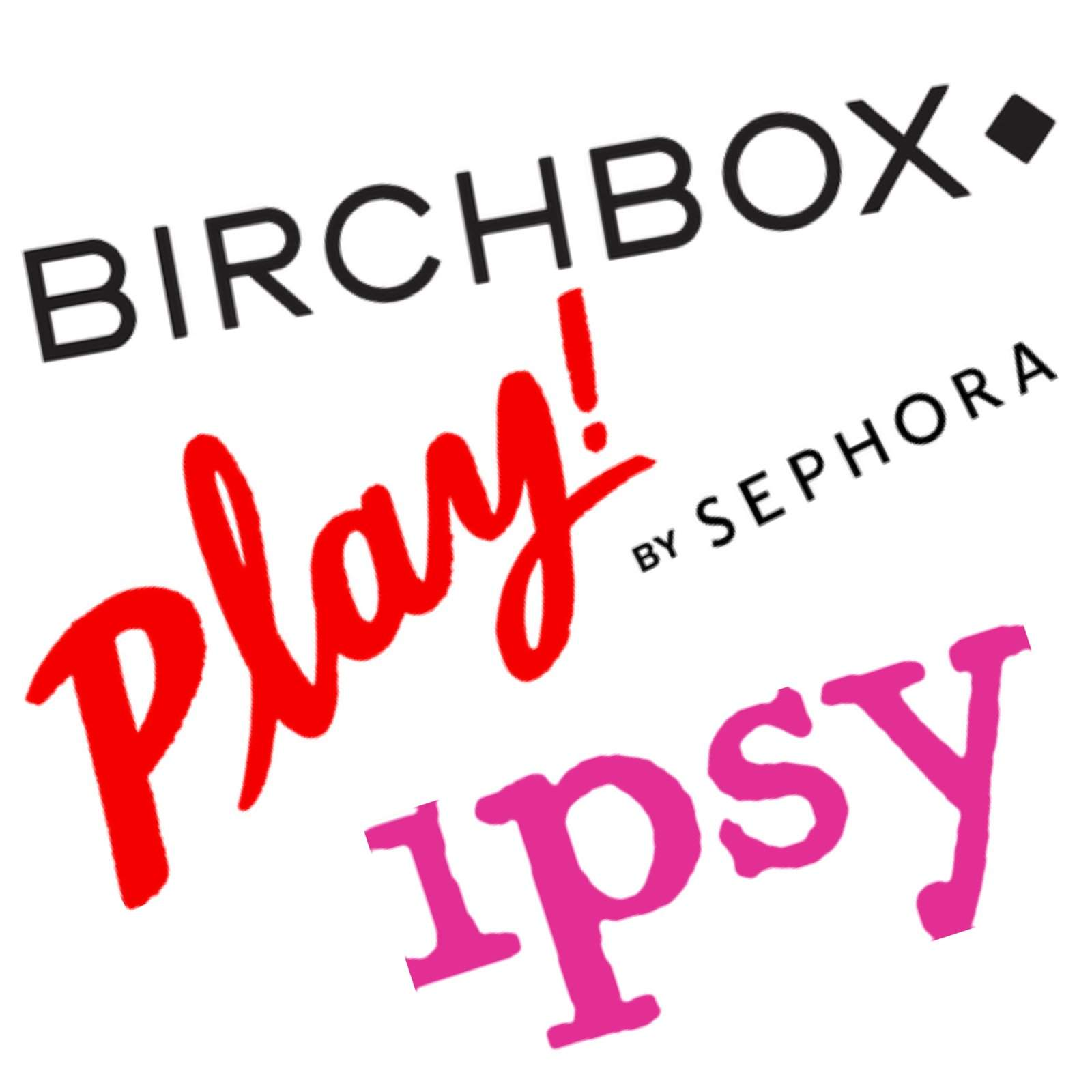 Sephora PLAY! vs Birchbox vs Ipsy – January 2018 Battle of the $10 Beauty Boxes!