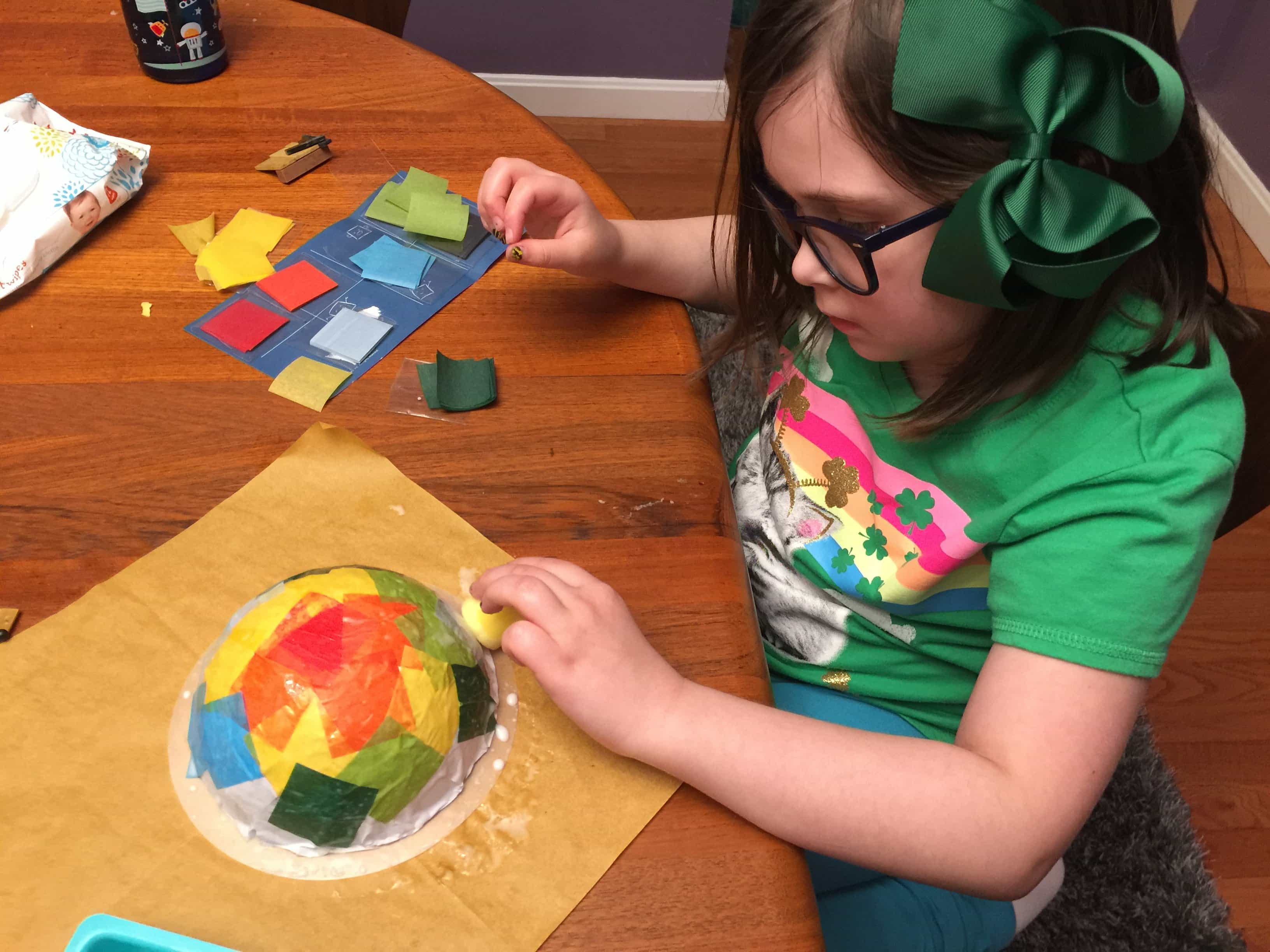 Doodle Crate February 2017 Subscription Box Review & Coupon – HAND-CRAFTED PAPER BOWLS