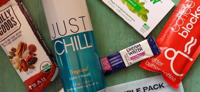 Daily Goodie Box Review – February 2017