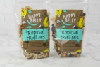 Happy Belly Snacks Review – Tropical Trail Mix