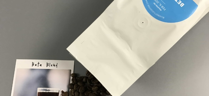 Blue Bottle Coffee Review + Free Trial Offer – February 2017