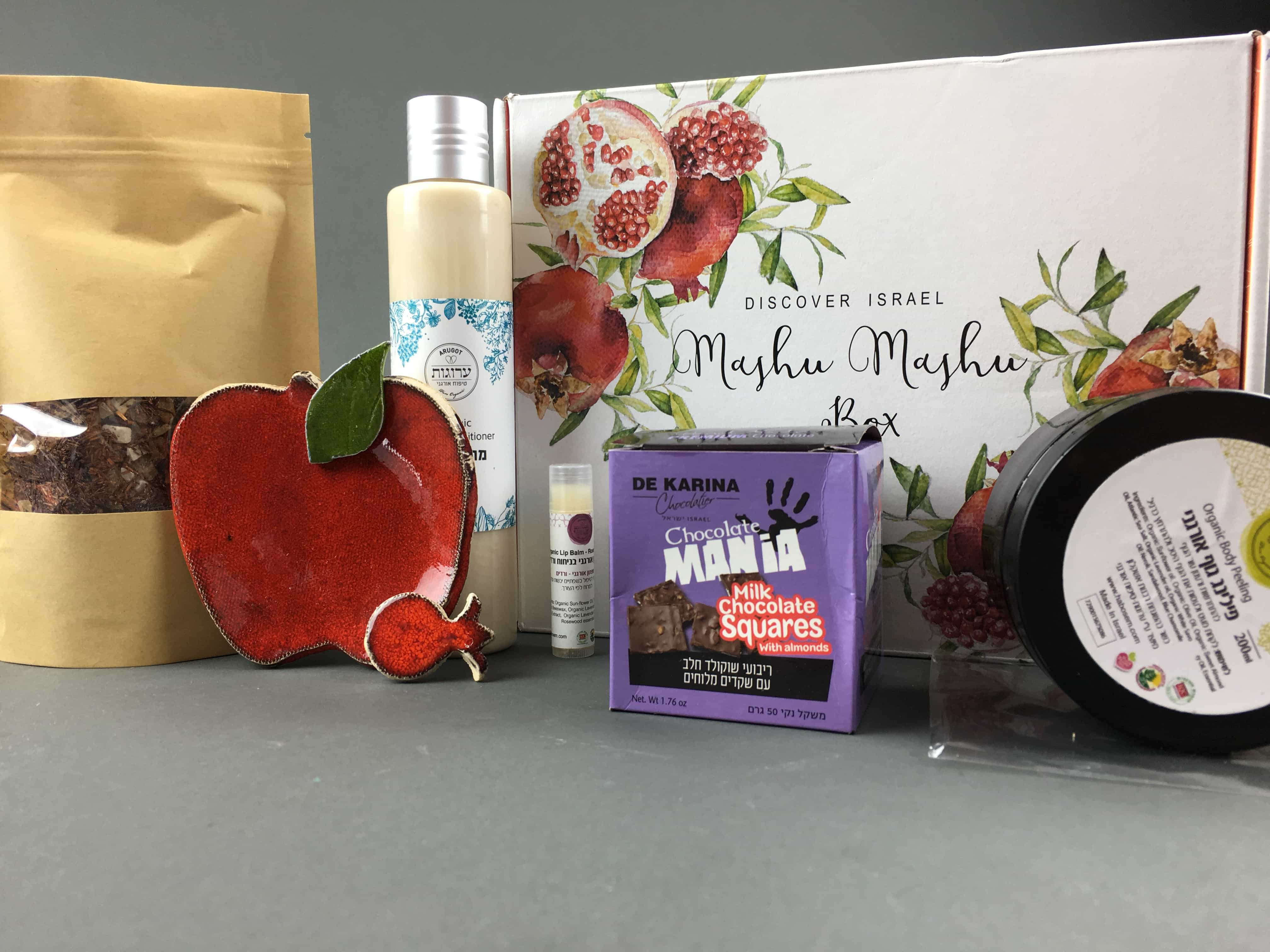 Mashu Mashu Box February 2017 Subscription Box Review