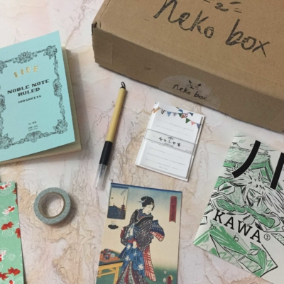 Neko Box January 2017 Subscription Box Review & Coupon
