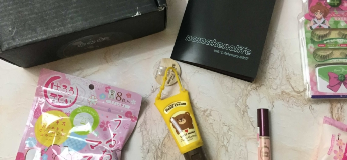 nmnl February 2017 Subscription Box Review & Coupon