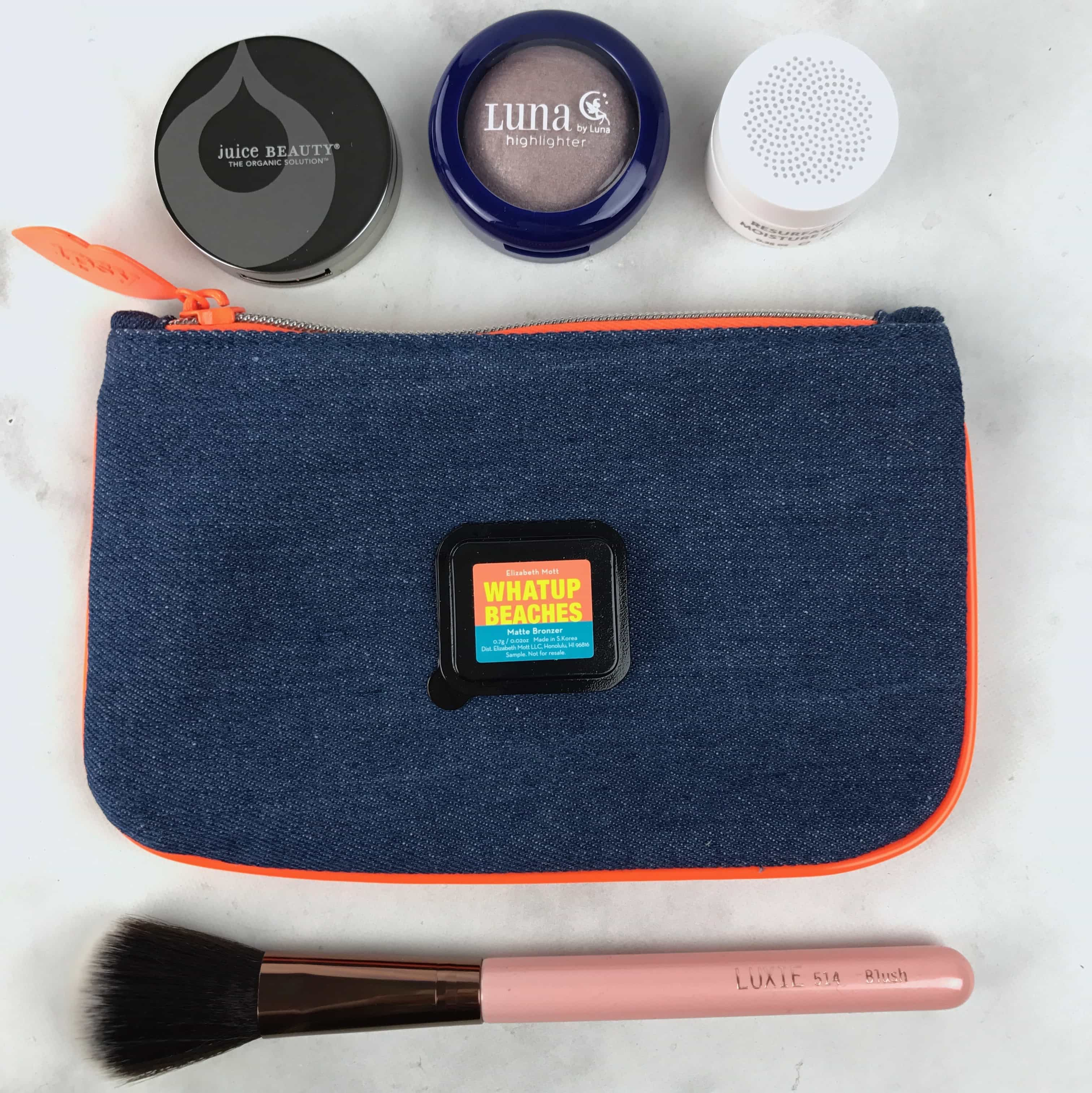 Ipsy February 2017 Review