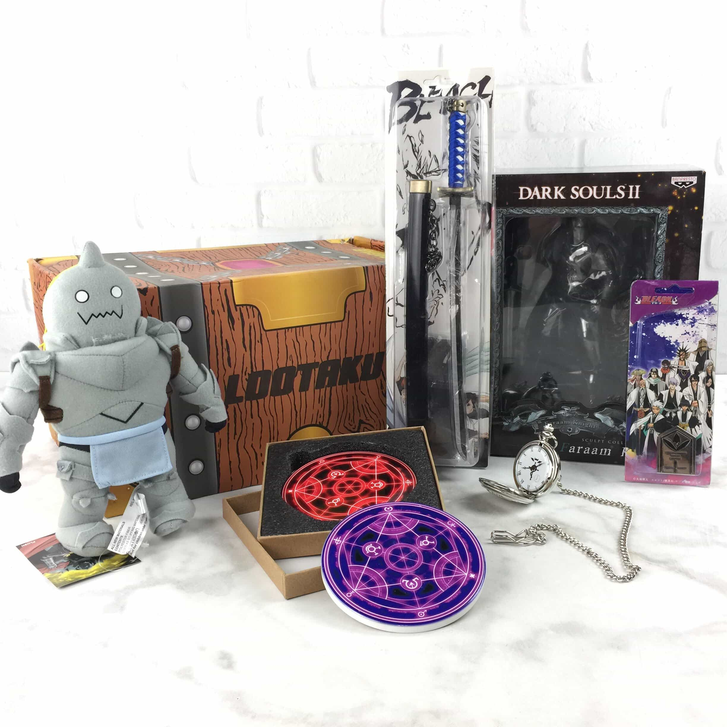Lootaku February 2017 Subscription Box Review & Coupon