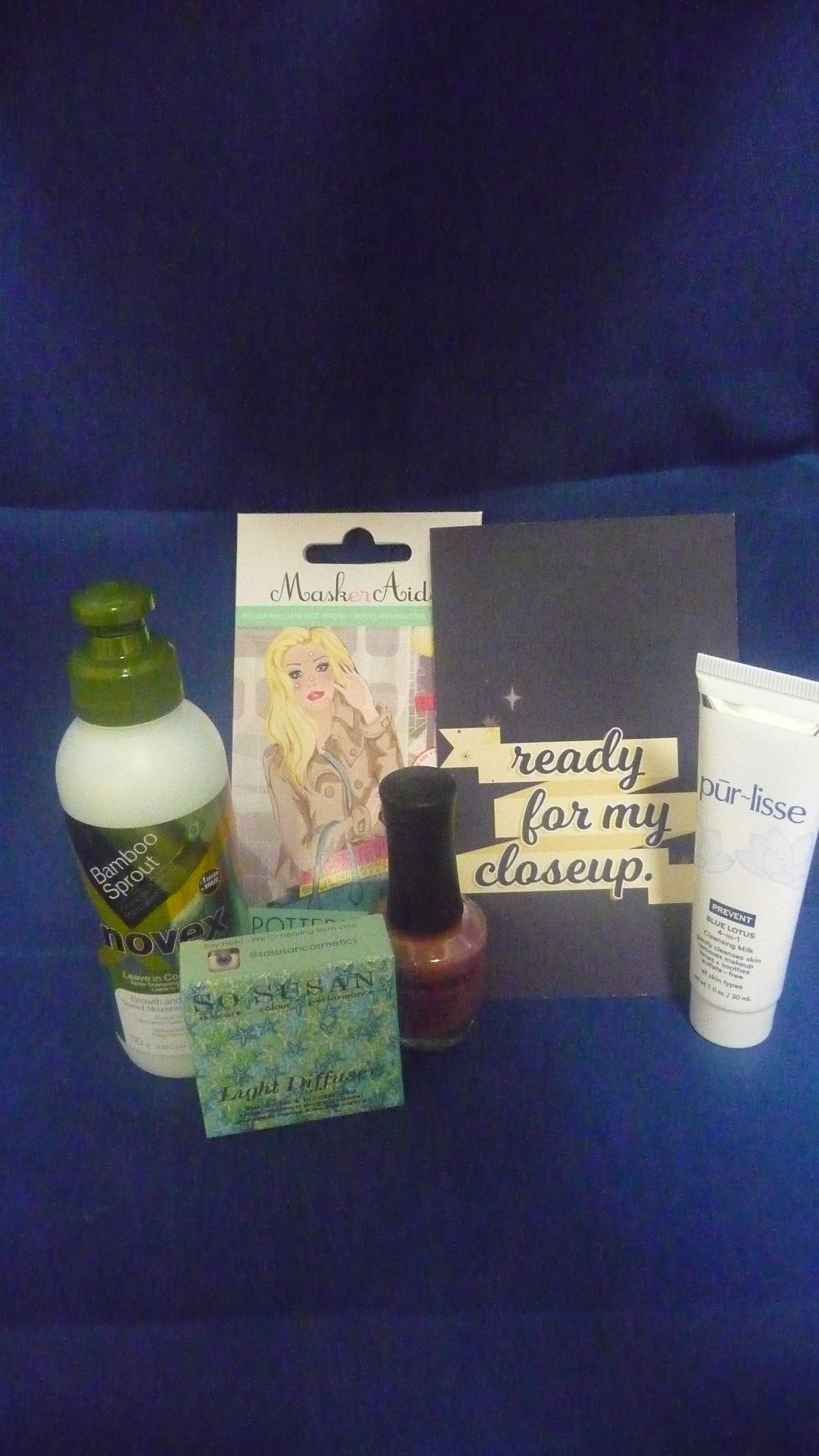 Beauty Box 5 January 2017 Subscription Box Review & Coupon