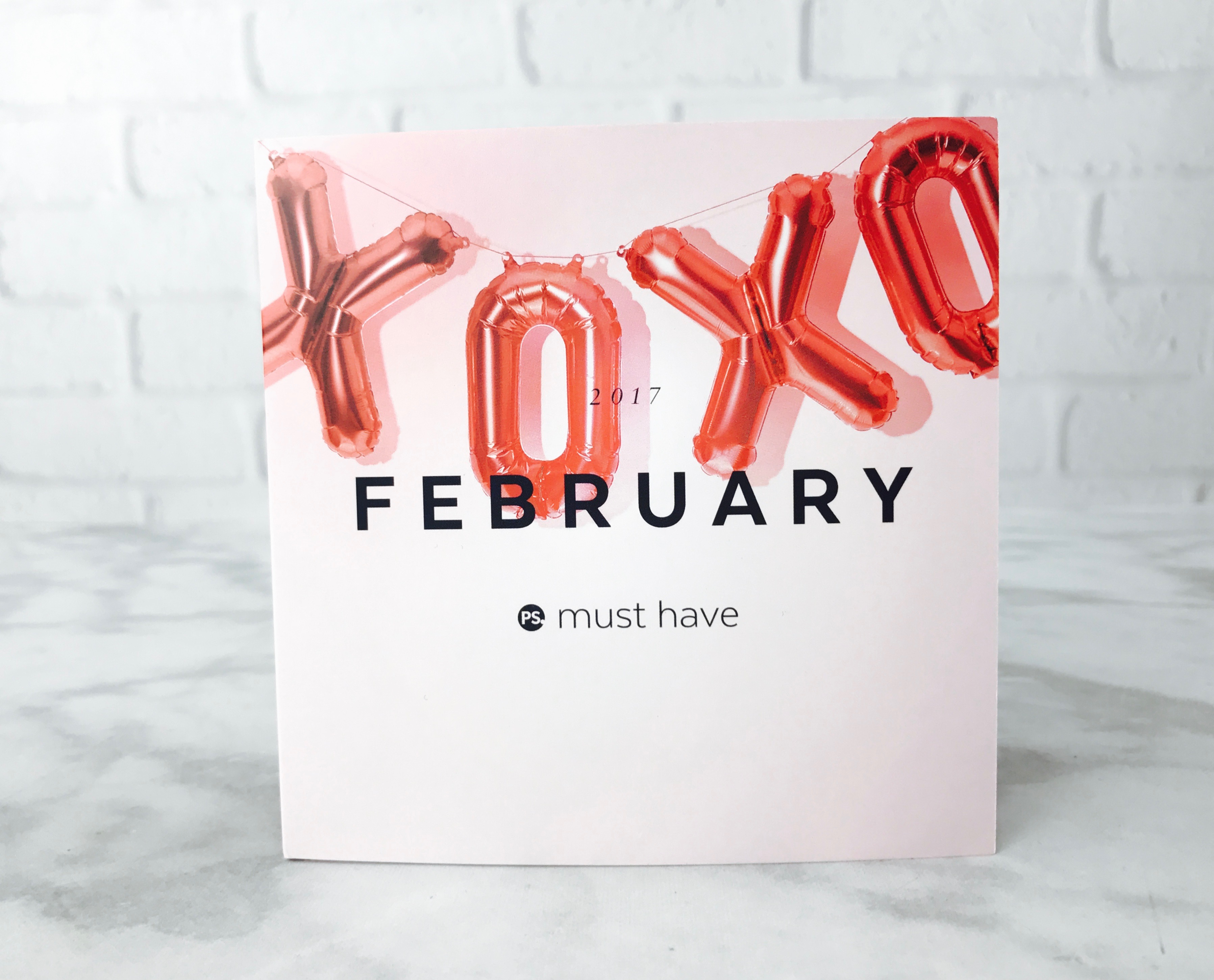 POPSUGAR Must Have Box February 2017 Review & Coupon