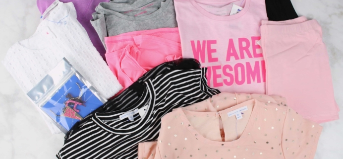 Rockets of Awesome Spring 2017 Subscription Box Review – Girls!