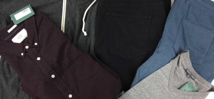 Stitch Fix Men March 2017 Review