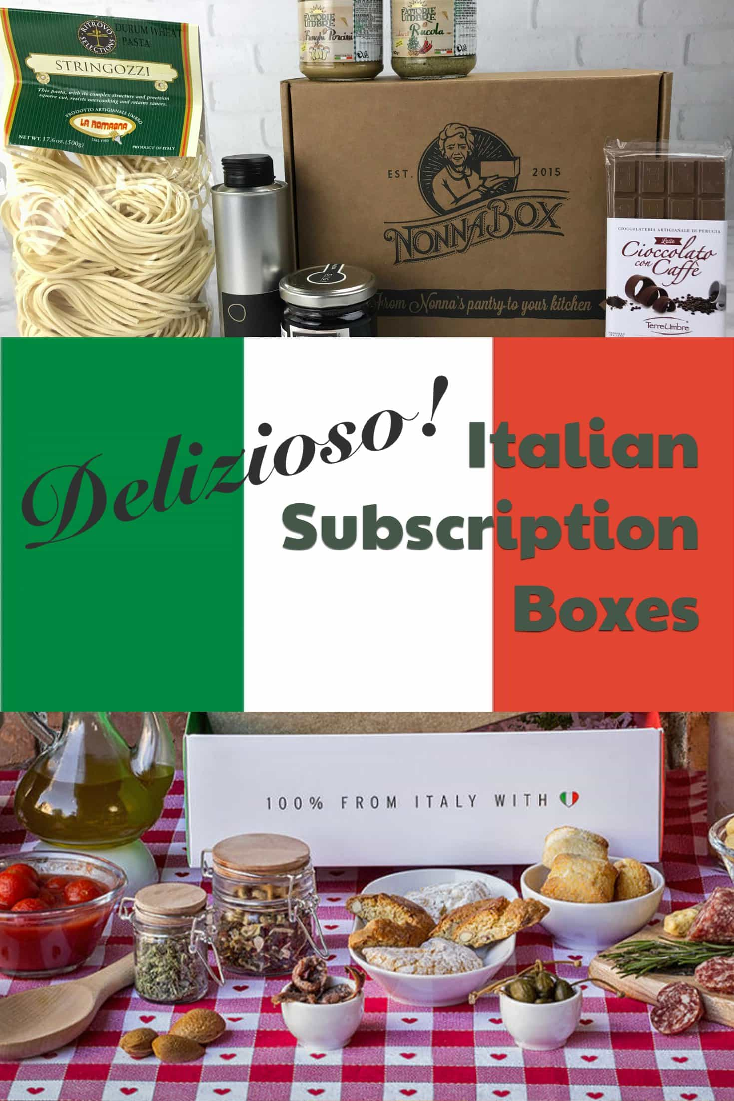 "The Best Italian Subscription Boxes That Will Make You Say ""Delizioso!"""