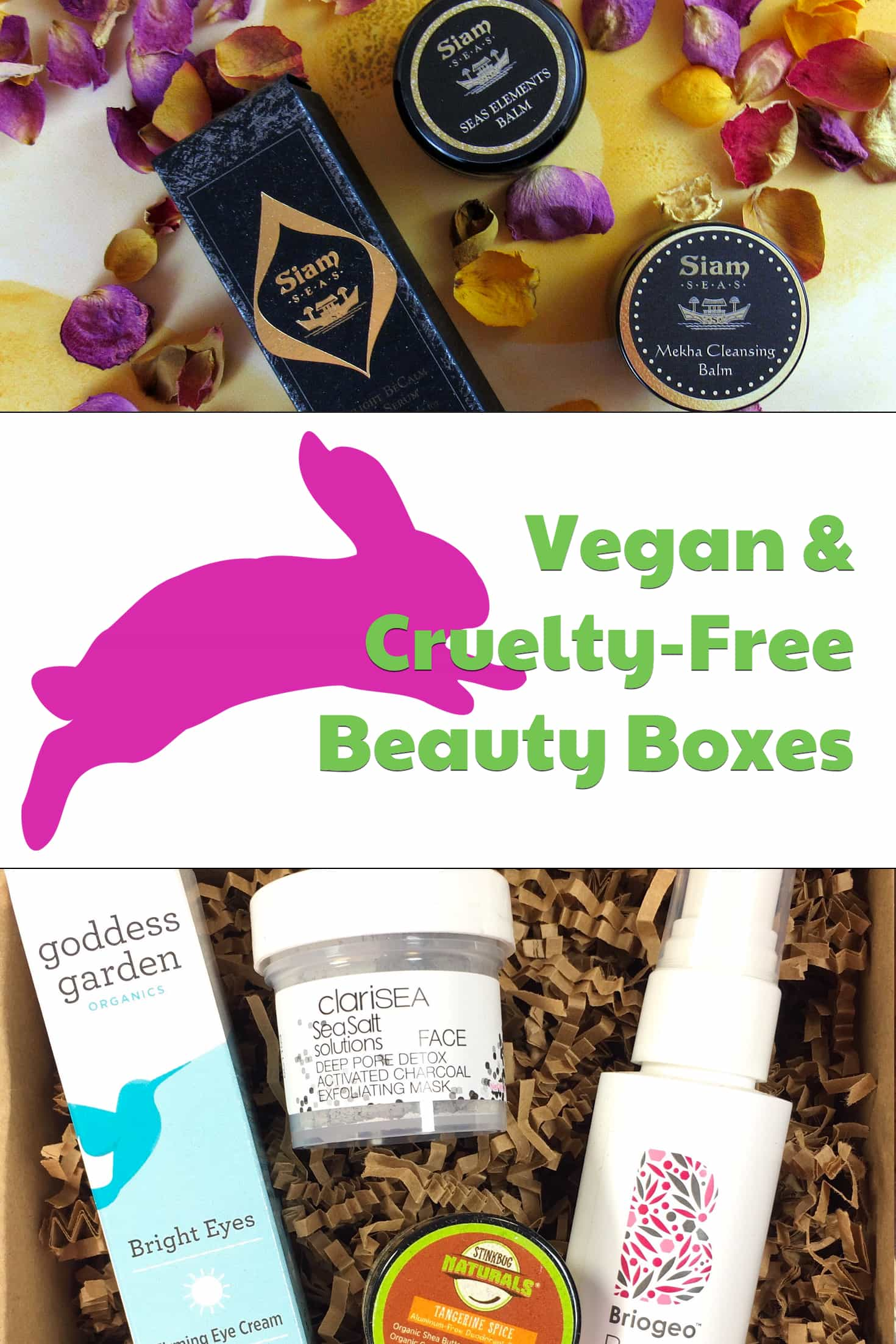 Best Vegan & Cruelty-Free Beauty Subscription Boxes