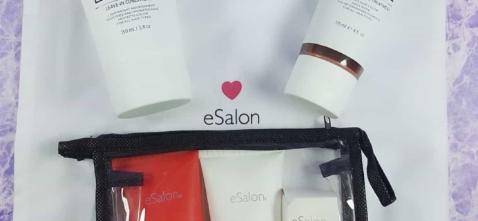 eSalon The Match-Up Subscription Box Review + Free Trial – February 2017