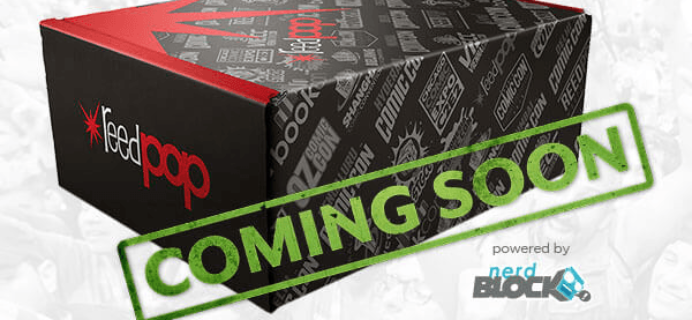 Nerd Block & ReedPop ECCC Limited Edition Box Announced