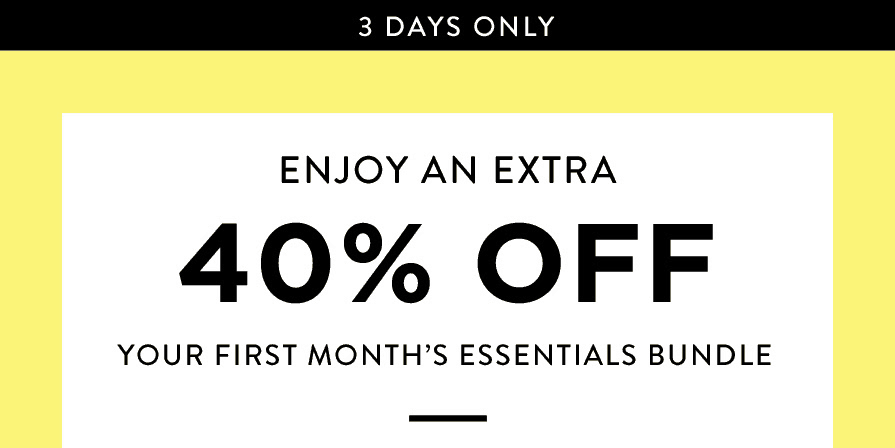 Honest Company Flash Sale: 40% Off Essentials Bundles for New Members!