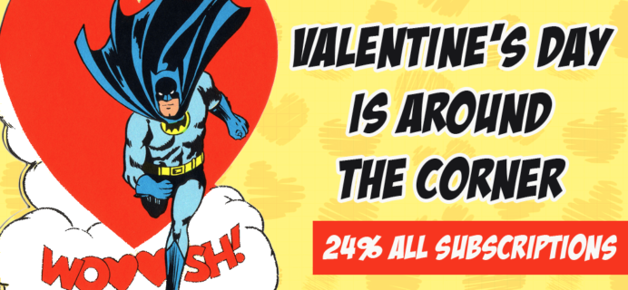 Teeblox Valentine's Day Deal – Save 24% on Subscriptions!