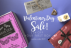 Once Upon a Book Club Valentine's Day Coupon: 15% Off First Box!